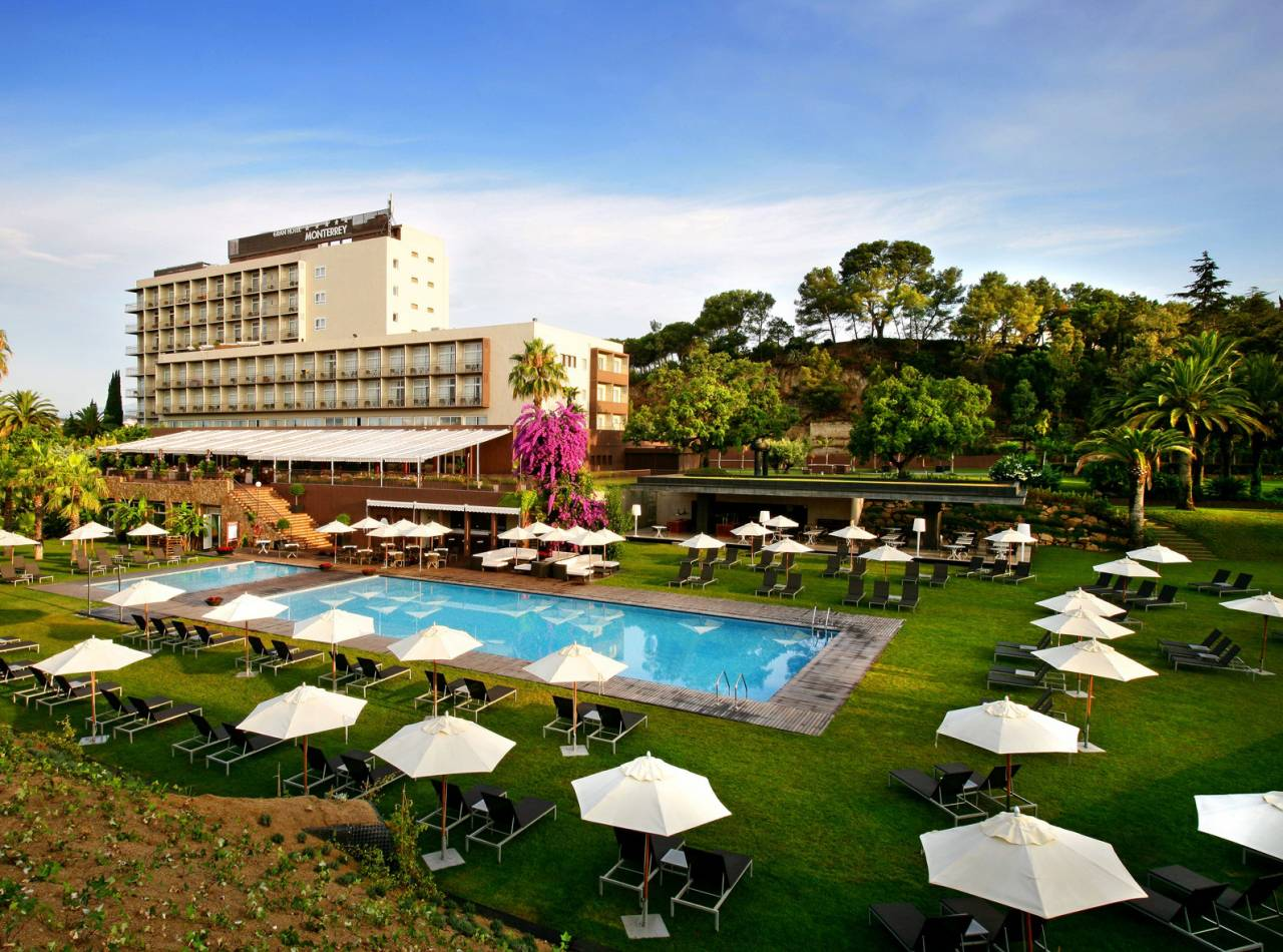 Gran Hotel Monterrey, Lloret de Mar