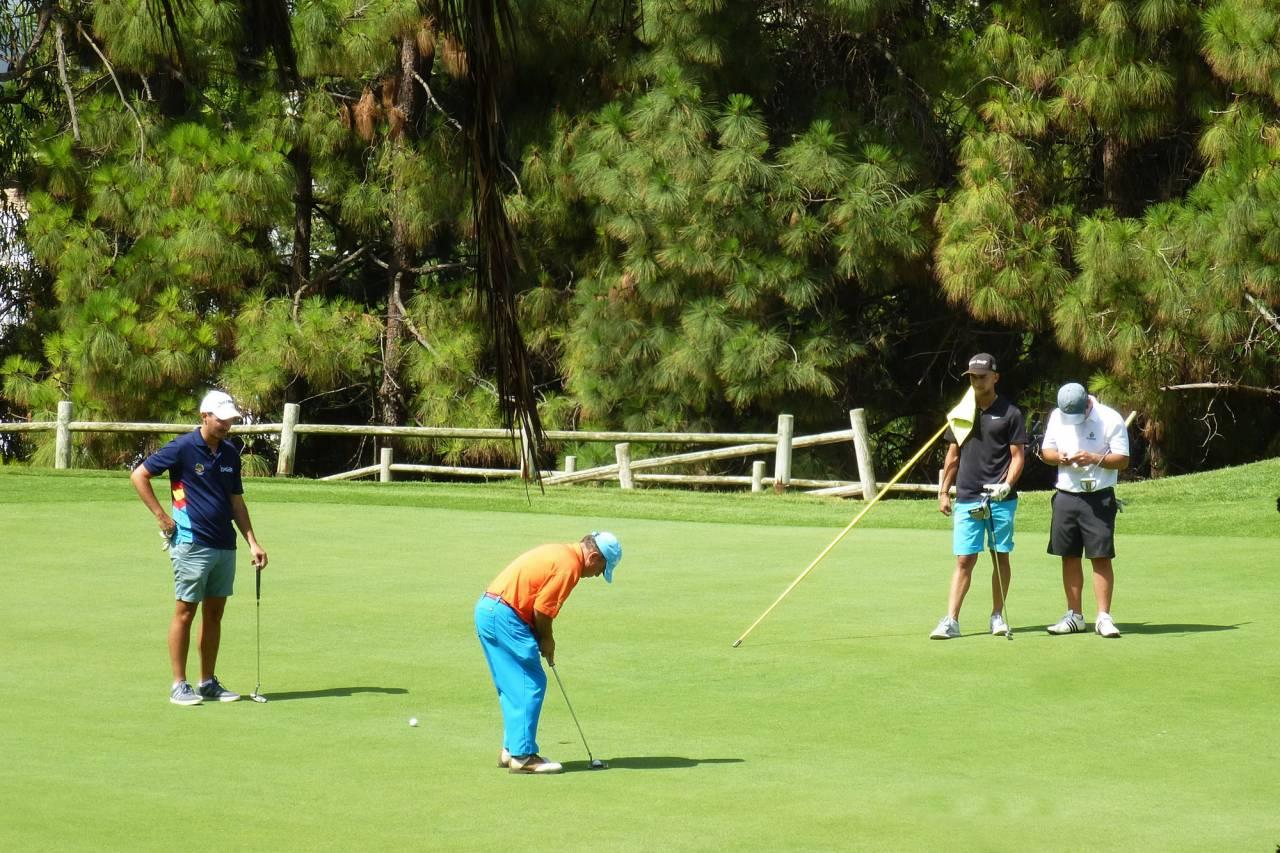 Torrequebrada Club de Golf : Benalmádena Costa : Malaga ...