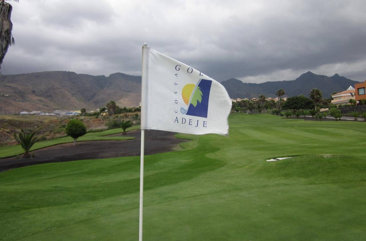 golf costa adeje: