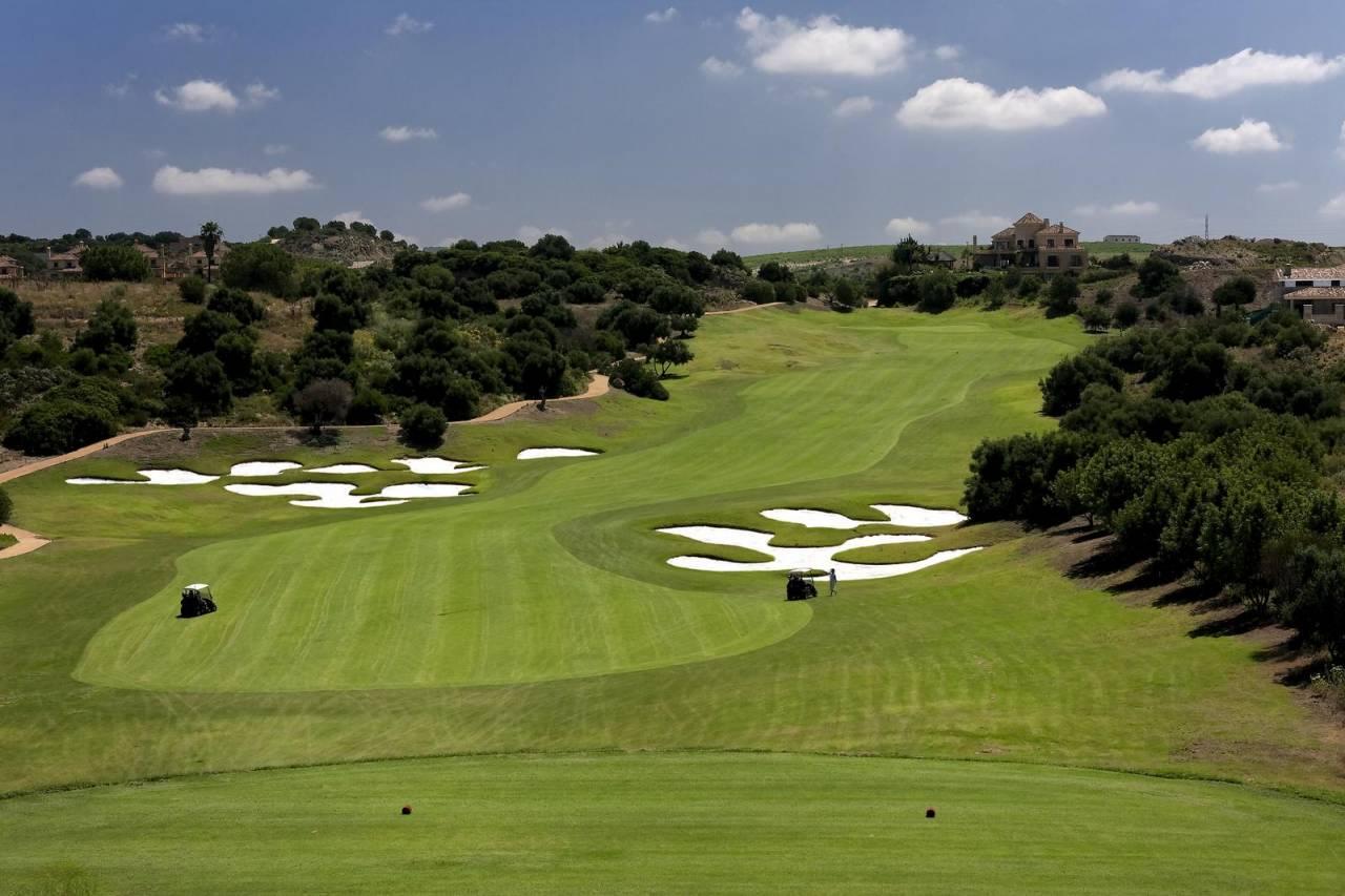Montecastillo Golf Resort  Jerez de la Frontera  Cadiz