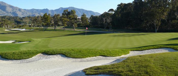 Fuengiro.la golf package playing Santana
